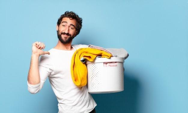 Como separar suas roupas antes de lavar?